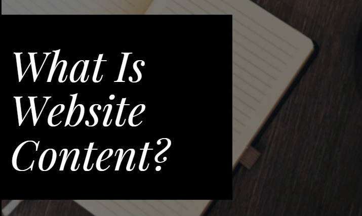 What_is_website_content_