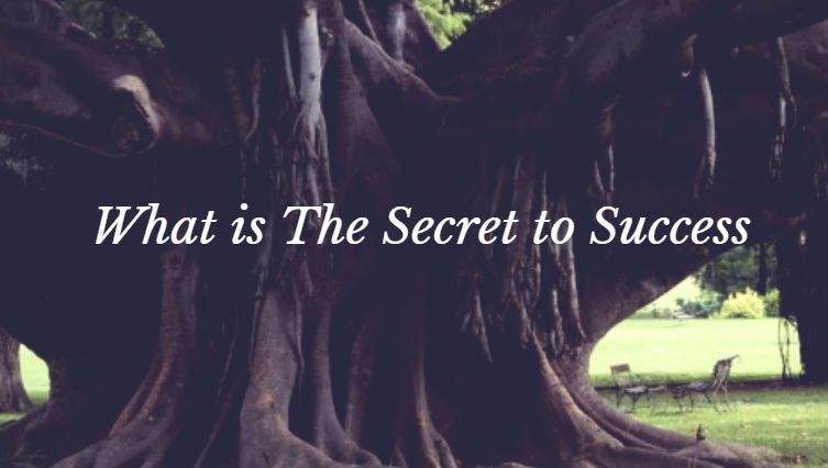 What is The Secret to Success