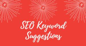 SEO Keyword Suggestions
