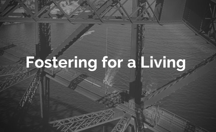 Fostering for a Living