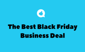 The Best Black Friday Business Deal