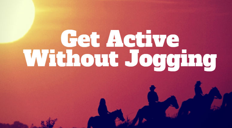 Get Active Without Jogging
