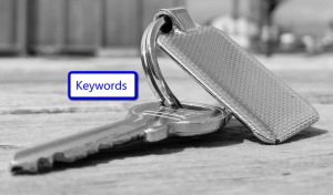 Find Keywords for a Website