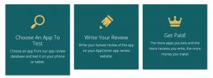 Appcoiner 3 steps to make money