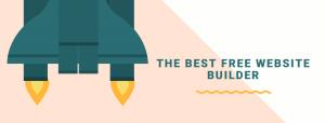 The best free website builder