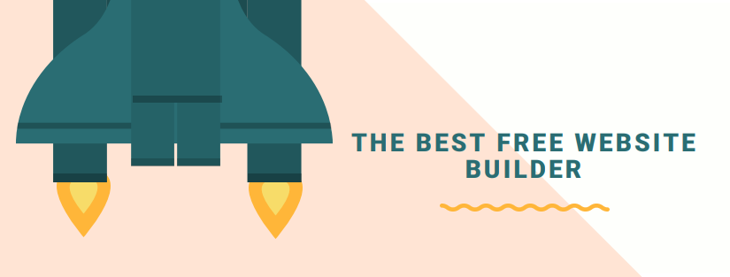 The best free website builder