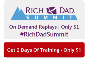 Rich Dad Summit