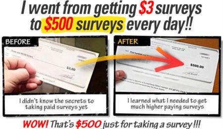 Is Take Surveys for Cash Legit