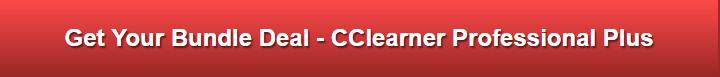 CCleaner Bundle Deal